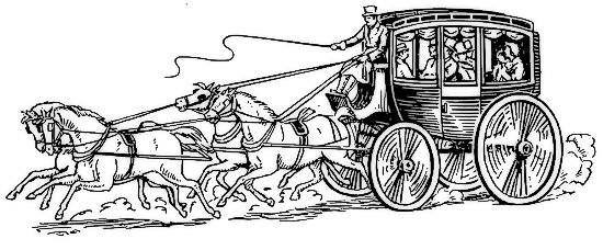 Stagecoach American History Commerce Commerce 3 Stagecoach Png Html Coloring Pages Horse Coloring Colorful Art