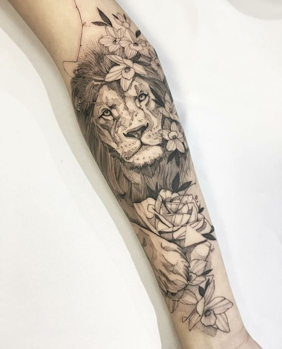 That Tattoo Is Amazing Need Some Ideas For Animal Tattoos Check Out Our Collection Realistic Animal Tattoo Posts Tattoos Sleeve Tattoos For Women Eye Tattoo