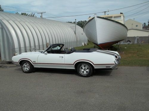 Oldsmobile : 442 PACE CAR 1970 INDY PACE CAR
