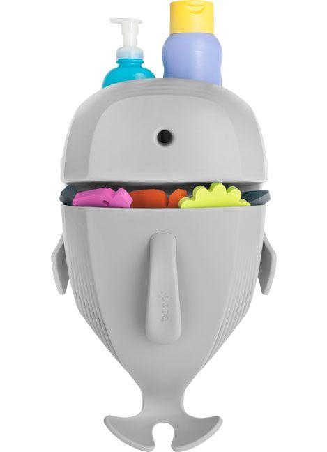 Whale Pod Bath Toy Storage