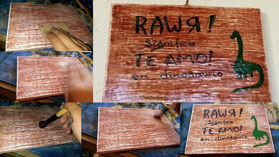 Rawr.... amor en Dino