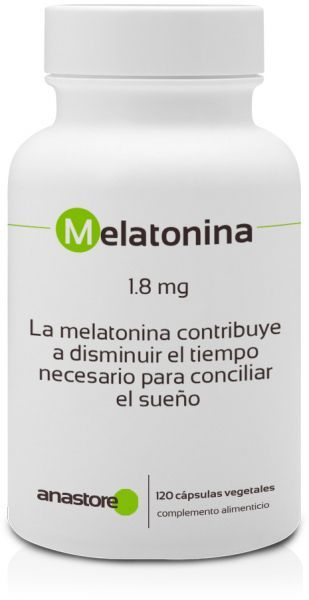 bote de melatonina