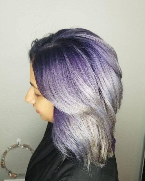 49+ Silver lavender hair dye ideas