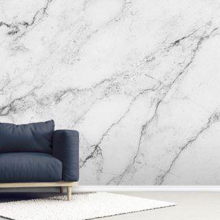 Black And White Marble Wallpaper Wallsauce Uk Marble Wallpaper Bedroom Black And White Marble Wallpaper Bedroom Feature Wall
