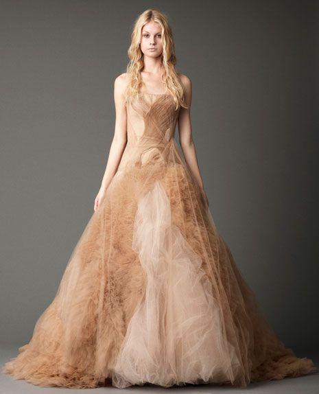 Beige Color Dress 029 Dresses For Wedding