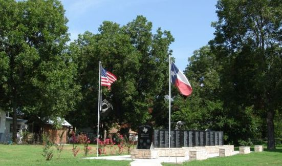 Dublin, Texas honors its Military veterans from ALL wars. Read More...
