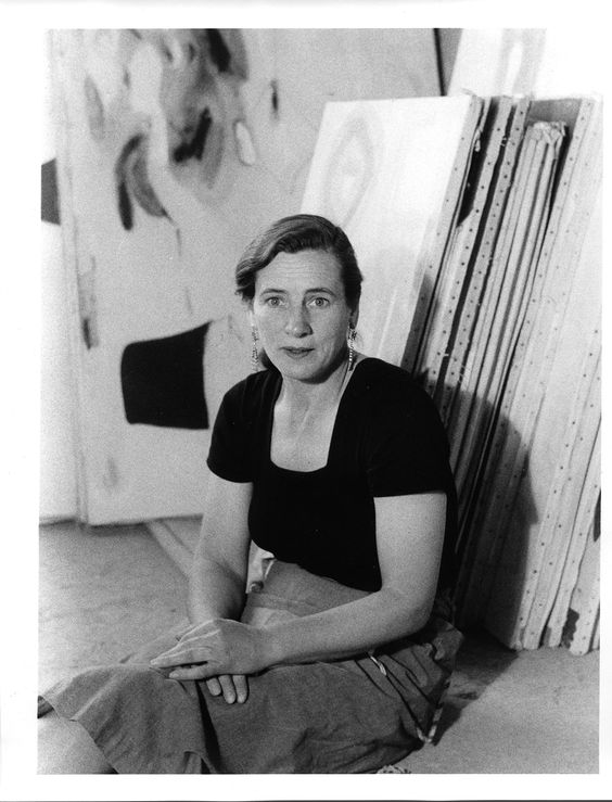 The Tate Modern in London is holding a retrospective of the seminal American painter Agnes Martin–the first since her death in 2004. Photography Credit:  Mildred Tolbert, Agnes Martin in her studio on Ledoux Street, Taos, New Mexico, 1953.via:   parabola-magazine.