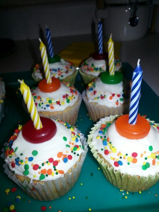 Pillsbury Cake Mix Mini Cupcakes