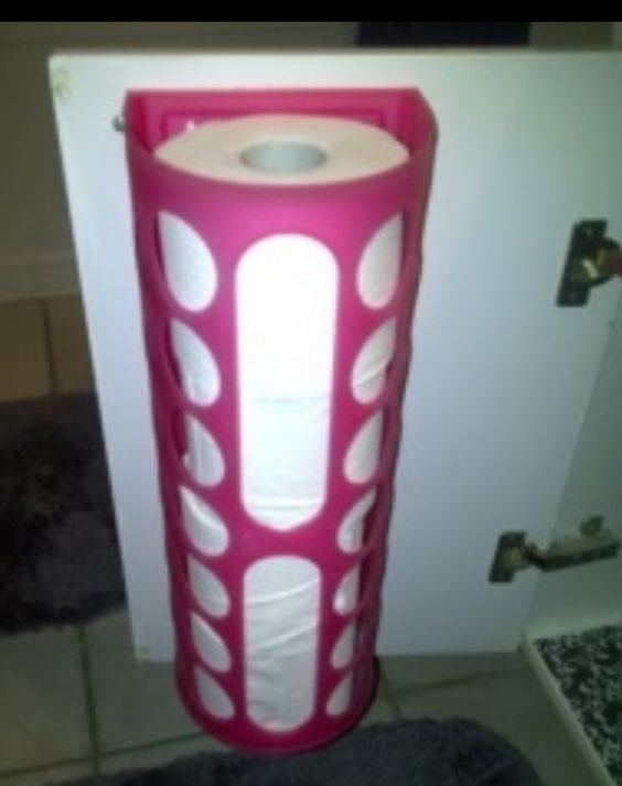 Ikea Variera Plastic Bag Dispenser ~ Large toilets, Affordable storage and Ikea on Pinterest