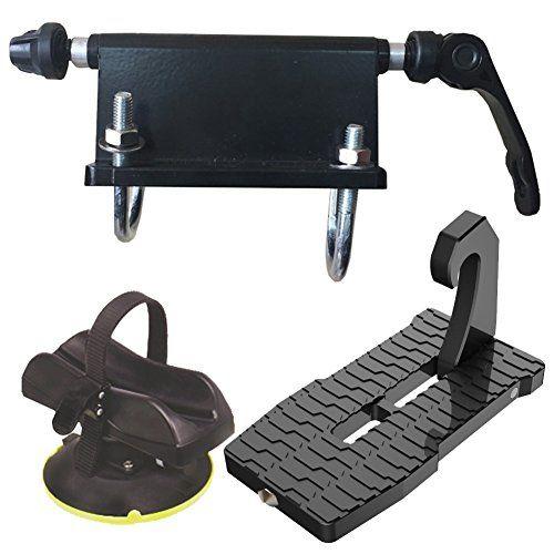 Youandmi Fahrradtrager Dachtrager Fur 2 Fahrrader Universal