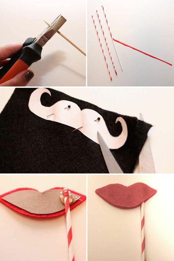 diy des accessoires pour photobooth photomatons accessoires pour photomaton et carnavals. Black Bedroom Furniture Sets. Home Design Ideas