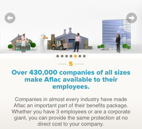 Businesses Why Aflac From AflacCom  Aflac