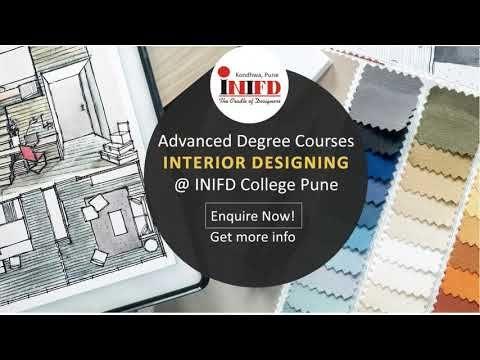 Inifd Interior Design Training Institute In Pune Interior Design
