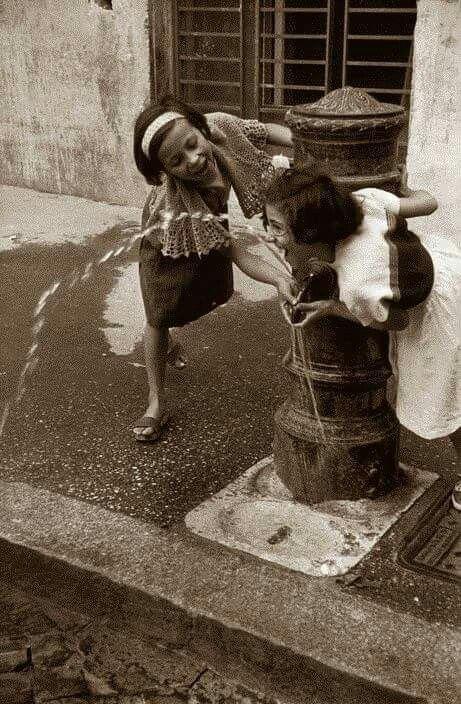 #Nasone #water #PiazzadeiPonziani #anno1953