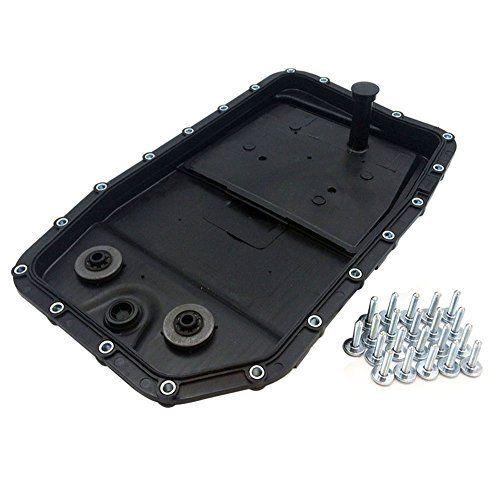 Jsd Lr007474 Engine 6hp26 Auto Transmission Oil Pan Filter Gasket Screws For Land Rover Range Rover Sport Lr3 Lr4 Bmw 335d 550i 650i 750i 750li X5 X6 Alpina Jag Land Rover