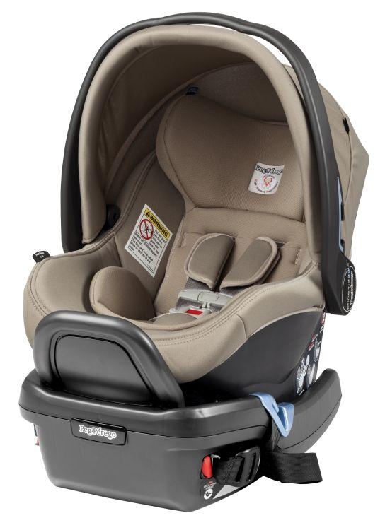 Peg Perego Primo Viaggio 4/35 Infant Car Seat, Cream