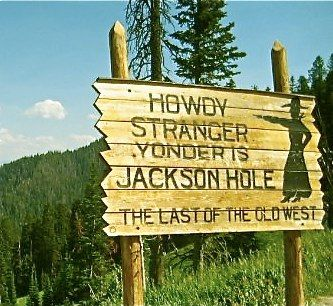 Jackson Hole - Moose Head Ranch #love