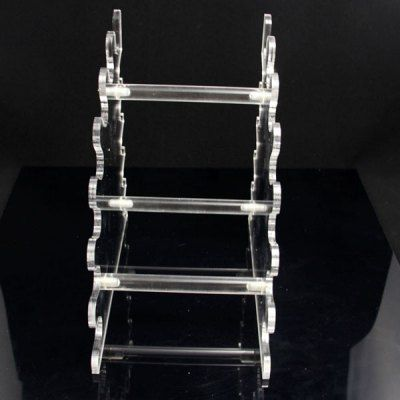 $7.47 (Buy here: http://appdeal.ru/ag6g ) 12 Slots Acrylic Electronic Cigarette Display Stand Shelf for just $7.47
