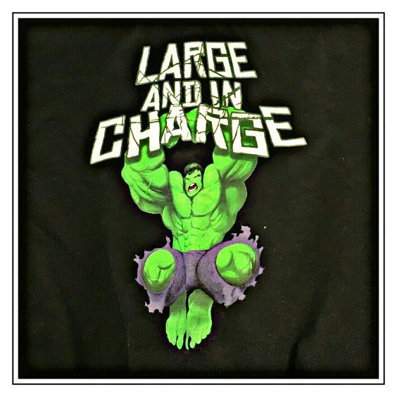 Hulk tshirt