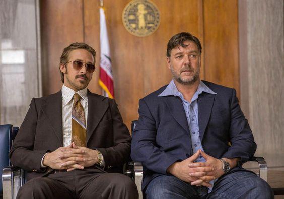 """""""The Nice Guys"""": Detektiv-Duo mit Witz - Böse Buben auf Pointenjagd in L. A. Zur Filmkritik: http://www.nachrichten.at/freizeit/kino/filmrezensionen/The-Nice-Guys-Detektiv-Duo-mit-Witz;art12975,2250681 (Bild: Warner Bros)"""