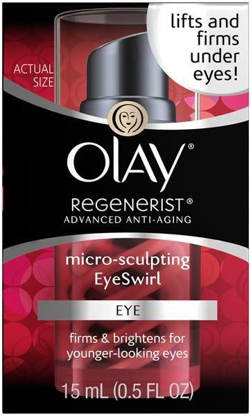 Regenerist Olay Regenerist Micro-Sculpting Eye Swirl, Eye Treatment | Hy-Vee Aisles Online Grocery Shopping: