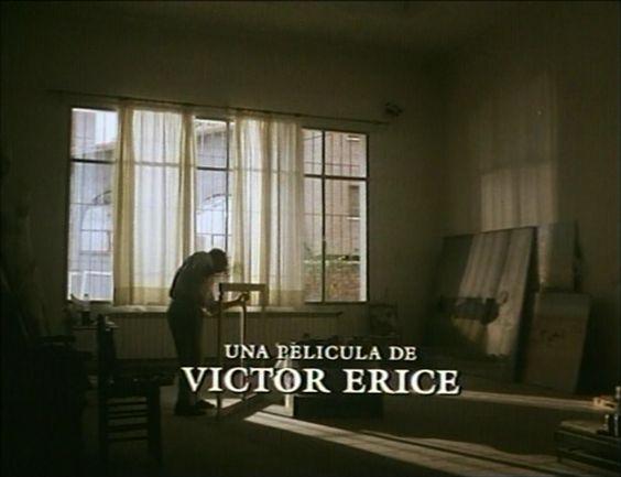 ...Víctor Erice: