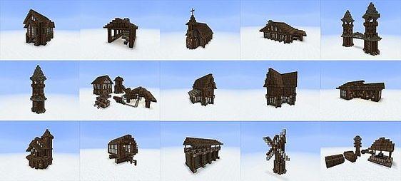 Medieval Engineers Building A Cart
