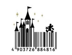Disney Barcode