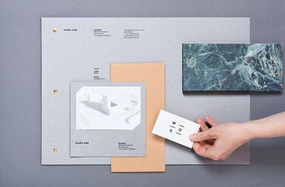 Studio Wok Identity by Atto by visualgraphc