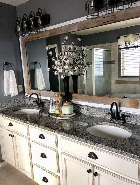 Bathroom Vanities Greensboro Nc It Is Bathroom Faucets Houston The Bathroom Remodel Budget Update Bathroom Mirror Diy Bathroom Makeover Bathroom Mirror