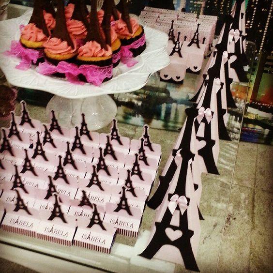 Cone quadrado #festaparis  #encontrandoideias  #partyideias  #conequadrado #scrapdigital  #scrapparis