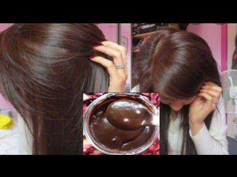 اصبغي شعرك لون بني بمكونات طبيعية بدون حناء و لا أكسجين و بدون شيب و النتيجة رائعة و مجربة Youtube Youtube