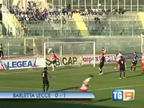 FOOTBALL -  Barletta-LECCE 0-1 - 23/10/2013 - Coppa Italia Lega Pro 2013/'14 - 2° turno/Eliminazione diretta - http://lefootball.fr/barletta-lecce-0-1-23102013-coppa-italia-lega-pro-201314-2-turnoeliminazione-diretta/