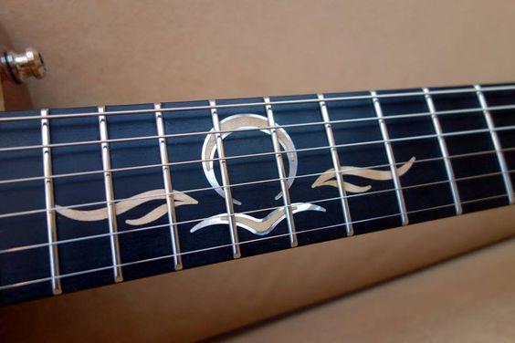 Frank Hartung Guitars Embrace Solis Ortus