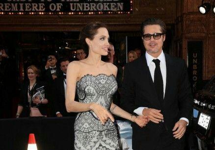 La robe est superbe !
