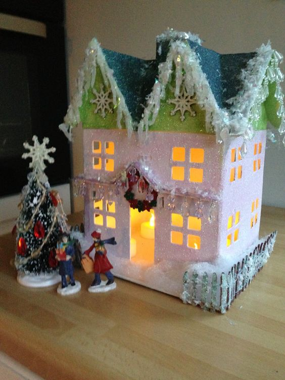 My Christmas house