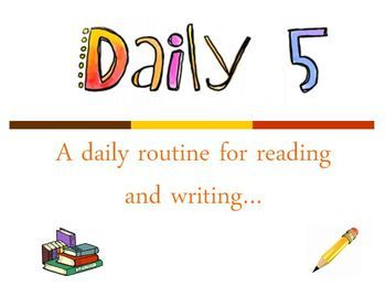 We created a FREE 49 slide PowerPoint interactive activity that will help explain the components of the Daily 5 to our students. The students will be actively learning through think-pair-share and whole group discussions. We hope this will be a great way to start the year for ourselves and our students!