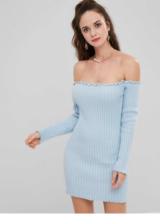 Gorgeous Dress Long Sleeves