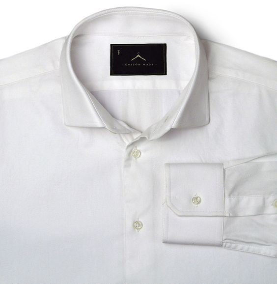 Tiverton | Custom Tailored Shirt
