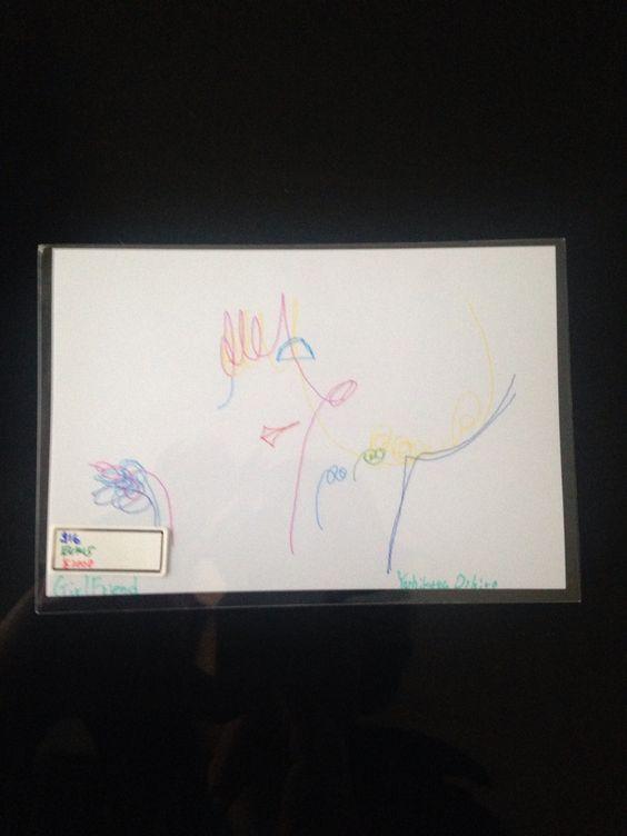 ❤️Avant-garde Exhibition❤️Multimedia Produce By Yoshikazu Oshiro Sunday, March 8, 2015 12:00 PM Open   8:00 PM Close Art/Title: GirlFriend Artwork By Yoshikazu Oshiro Price:$16/EUR14/¥2,000 Graphic Designer/Musician/Poet/Photographer/Critic/Multimedia Artist/Yoshikazu Oshiro    www.yoshikazuoshiro.com