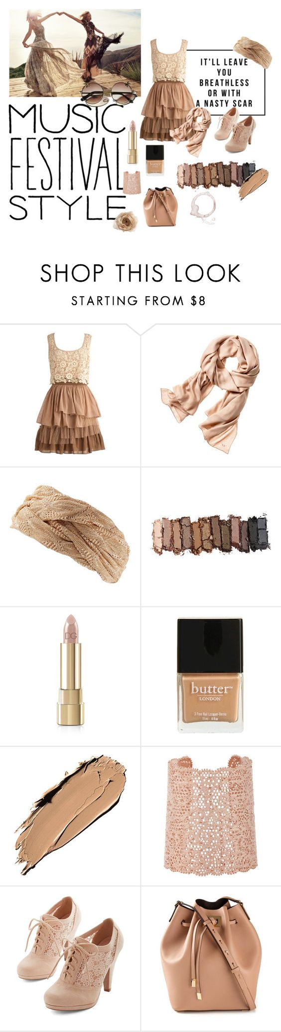 """Cherry Lips, Crystal Skies"" by andfourblueyes ❤ liked on Polyvore featuring Reed Krakoff, Missoni, Urban Decay, Dolce&Gabbana, Butter London, Maybelline, Aurélie Bidermann, Michael Kors, contestentry and musicfestivalstyle"