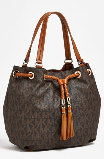 Michael Michael Kors Large Gathered Tote Nordstrom