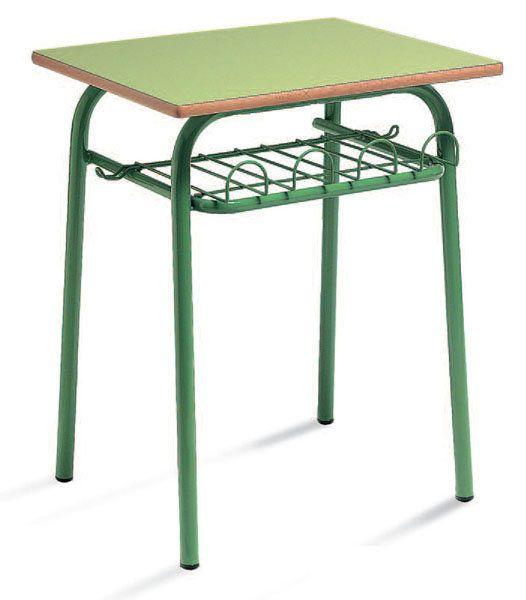Tipica mesa de los colegiosFacebook