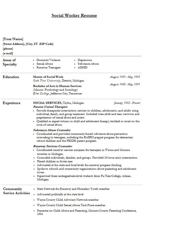 modern social worker resume template sample nifty things i need pinterest the o 39 jays