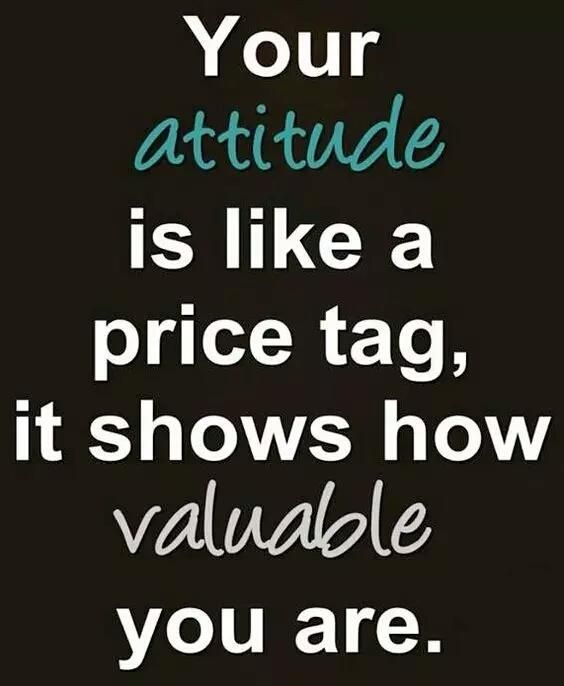 Best Positive Inspirational Attitude Quotes On