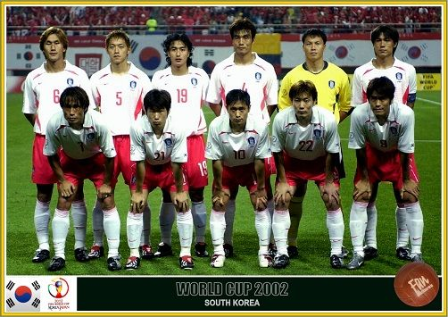 Fan Pictures 2002 Fifa World Cup South Korea Japan World Cup Teams World Cup Korea
