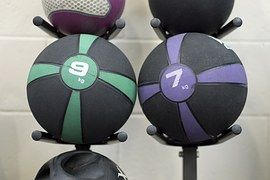 Fitness 101: Medicine Ball workouts