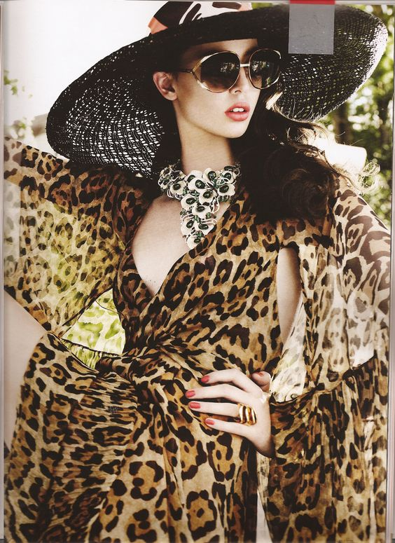 Ellen Christine from the Panama collection.  flaunt fabulous - make a statement!