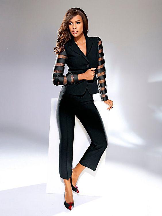 pantalon femme helline