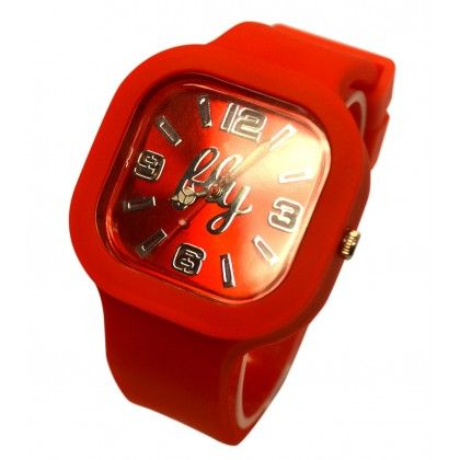 Fly Radiant Red LED Watch 2.0 $40